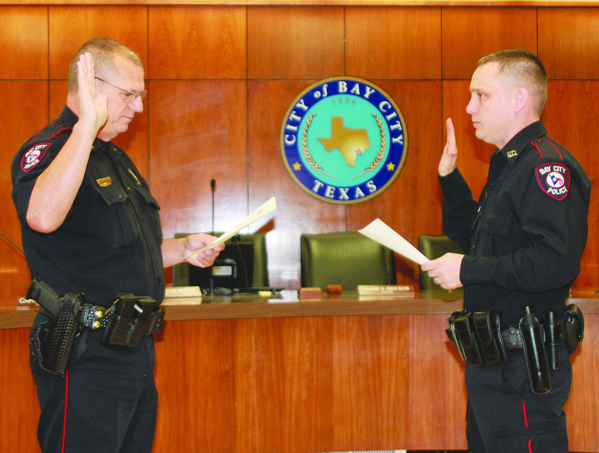 Matt Tilley joins Bay City Police Department | News