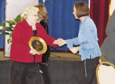 Chamber banquet to honor  man, woman of year in area