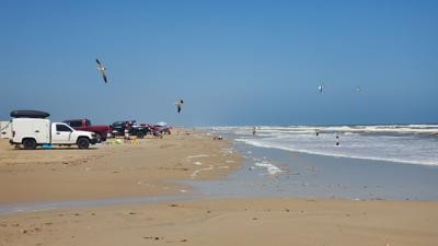 Officials expect county beaches to be full this holiday weekend
