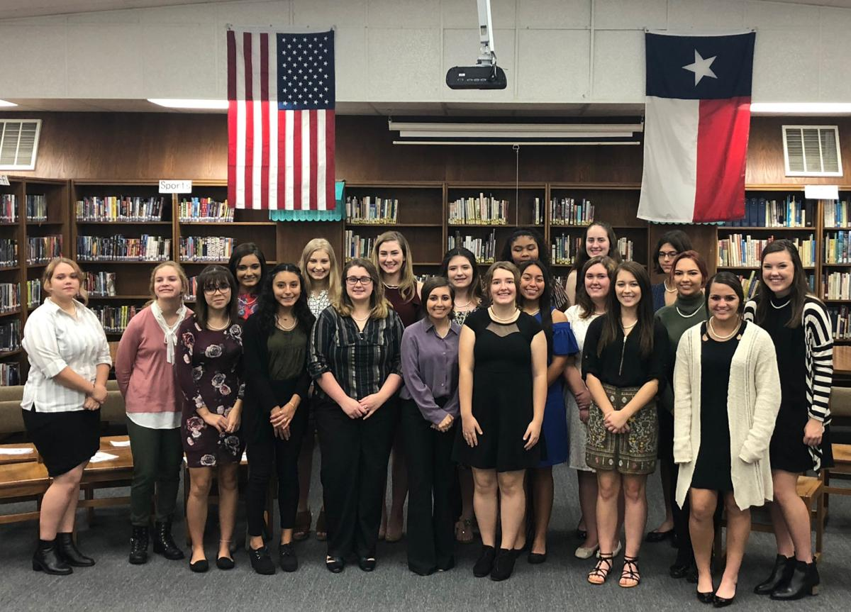 7th Annual POWER SET Induction  for VVHS