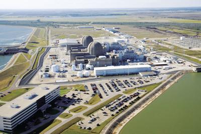 STP Unit 1 reconnects to power grid