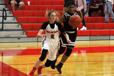 Sharkette, Lady Lep named first-team all-district
