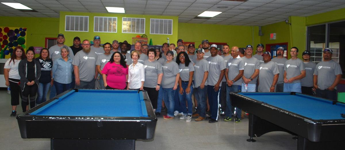 Global Impact Day gives back to the community