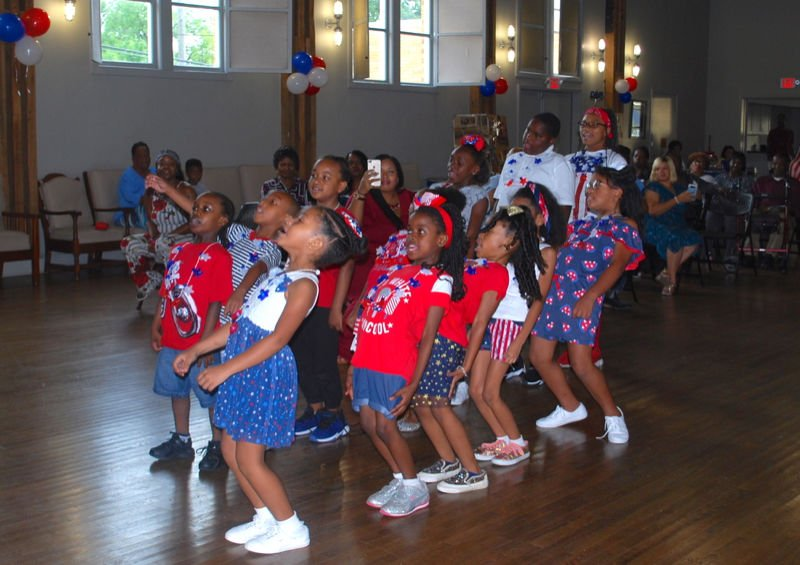 Ebony Club Esquire Charm Club celebrates 39 years of training children