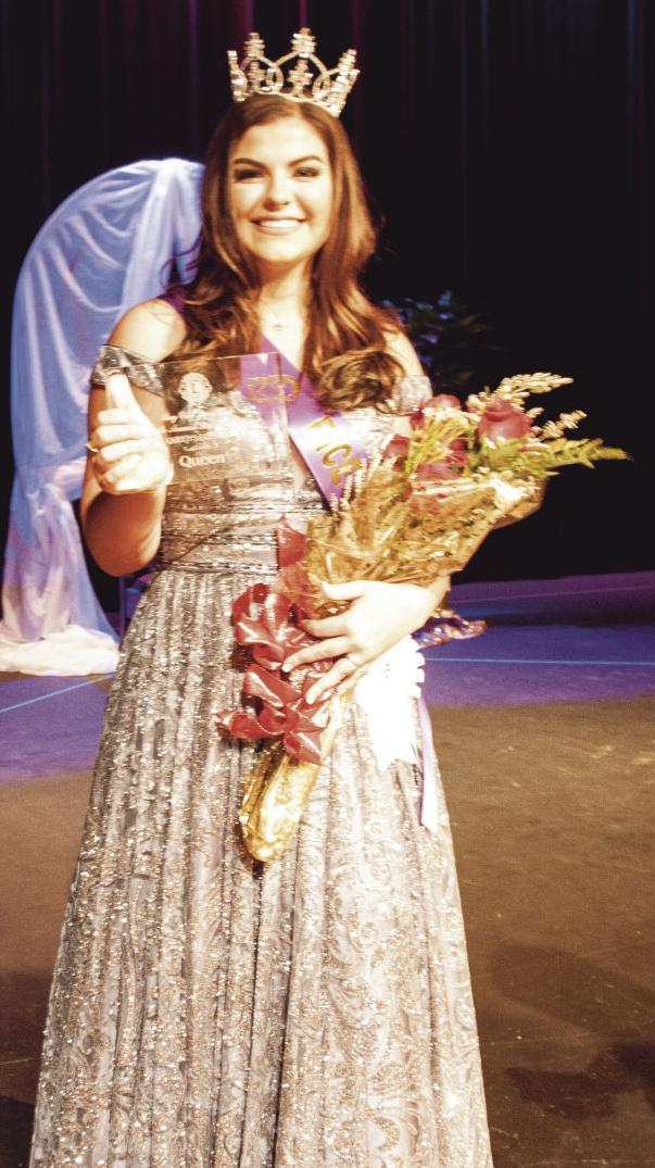 Wallace crowned Rice Festival Queen
