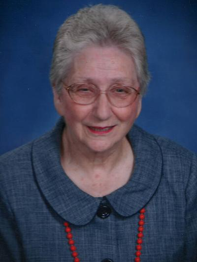 Peggy Ruth Vance Hancock
