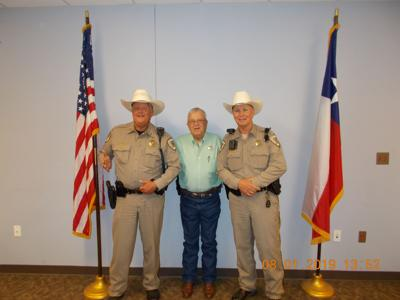 Sheriff's Department announces Promotions and Retirements