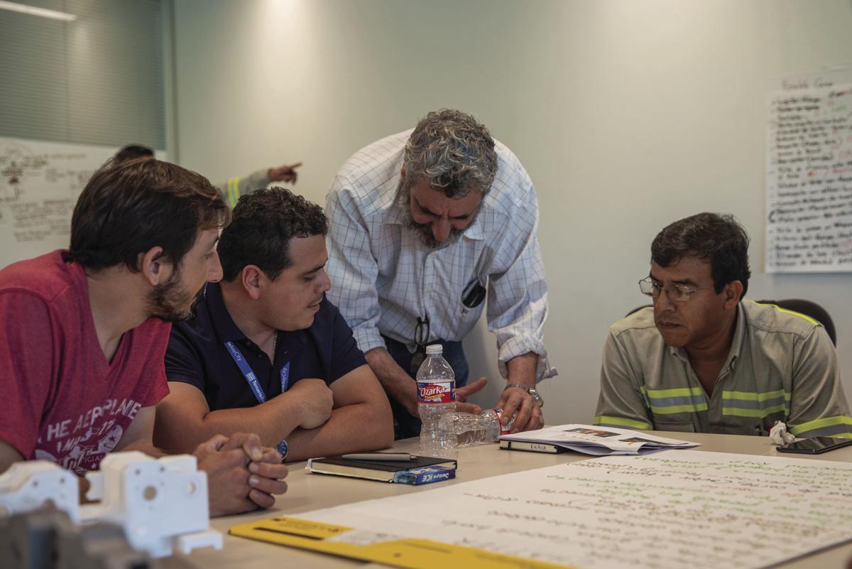 Tenaris hosts GlobalIndustrial Workshop