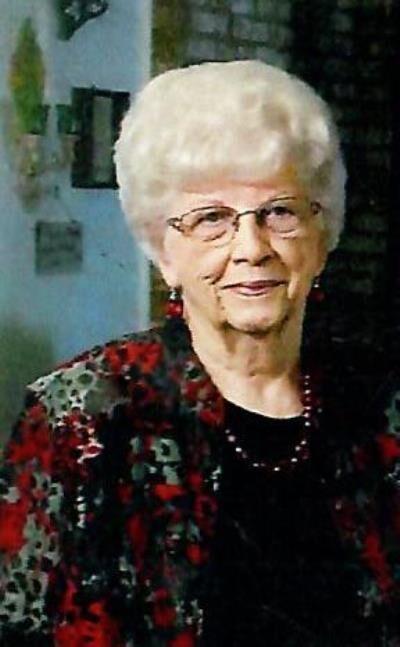 Wilma Grace Goodnight Eidson