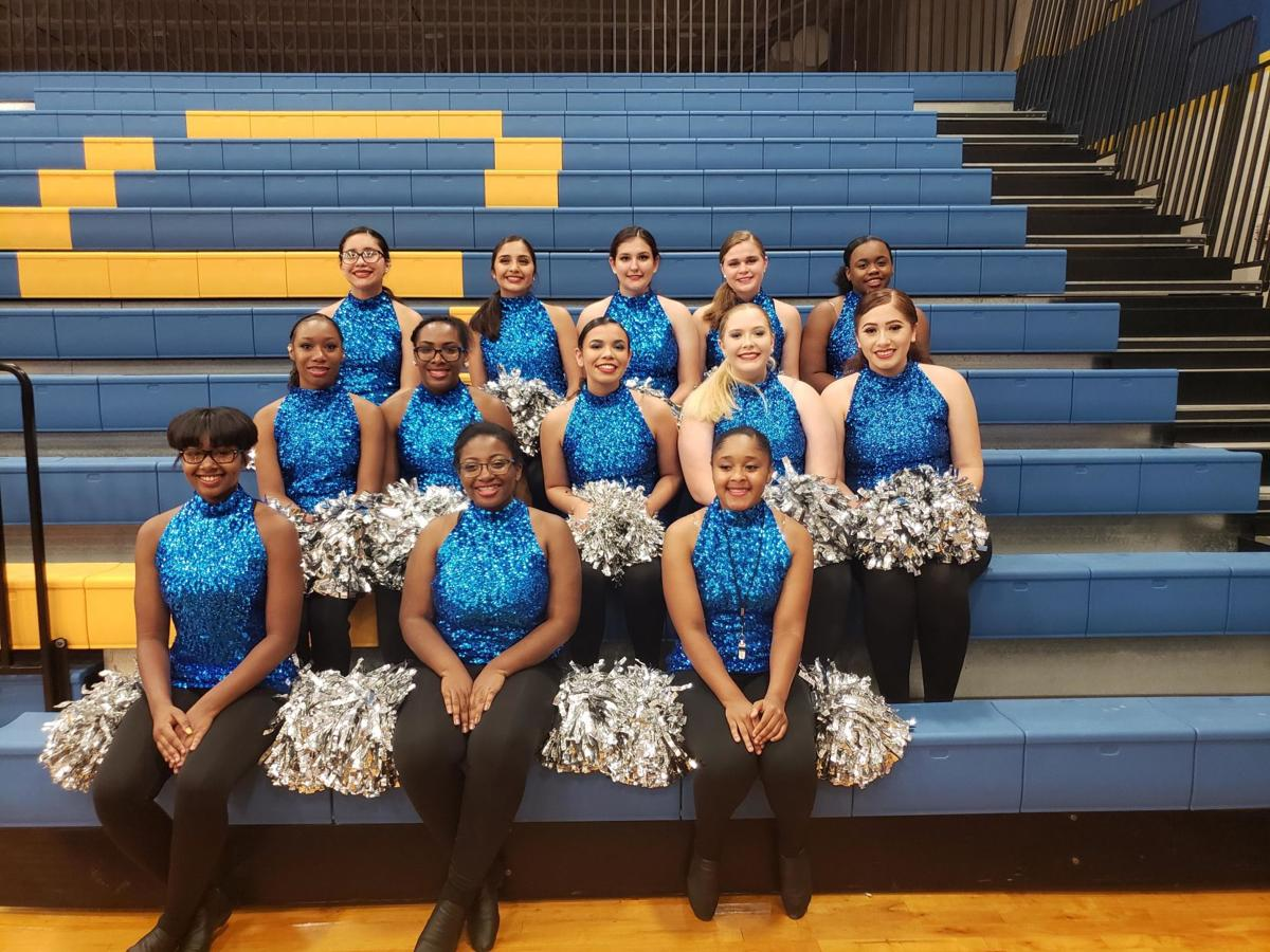 Aristocats Dance Team learns new material and bonds at camp