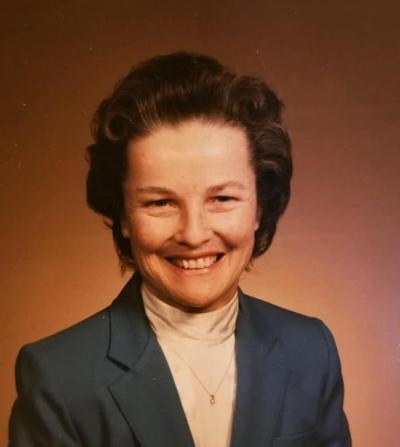 Isabell Ruth Bundick