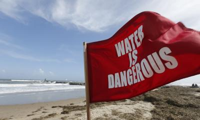 Warning issues over activity on Matagorda County beaches this weekend