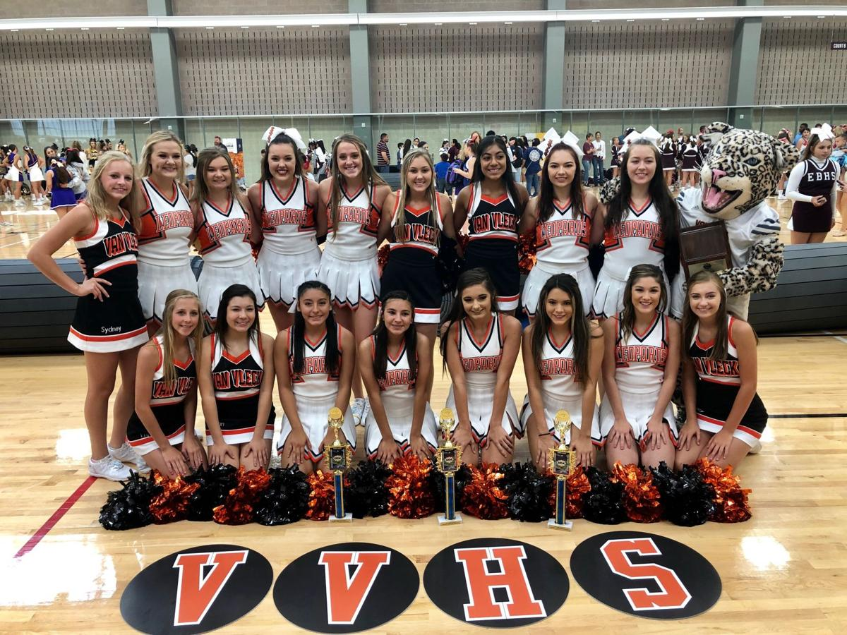Top Cheer squads