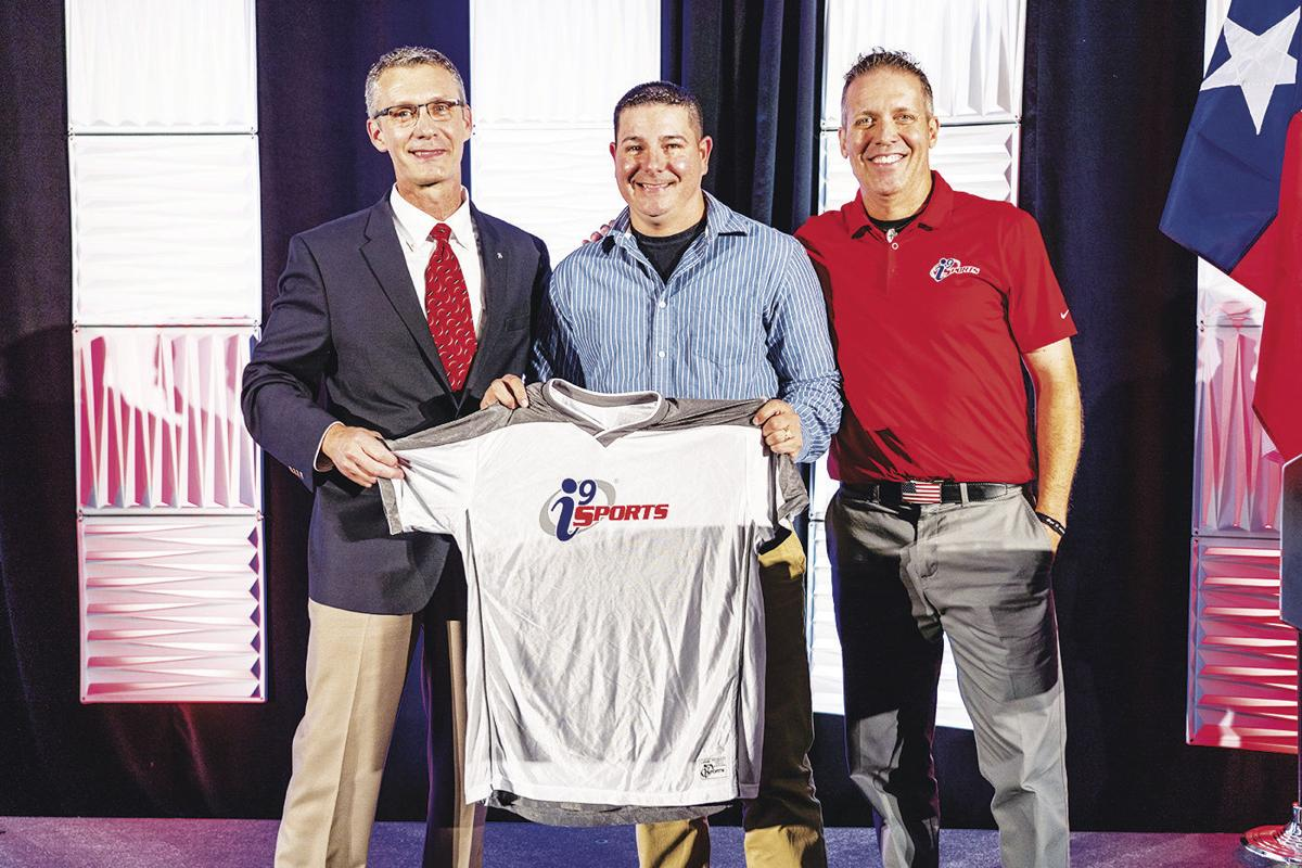 Van Vleck native, veteran awarded sports franchise from i9 Sports Corporation