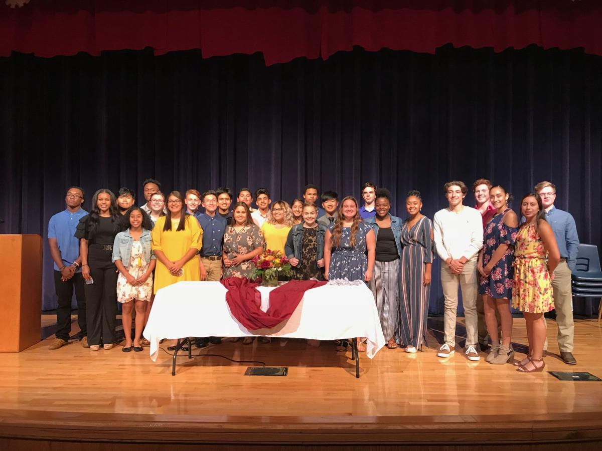 BCHS inducts 28 into Workforce Industry Training program