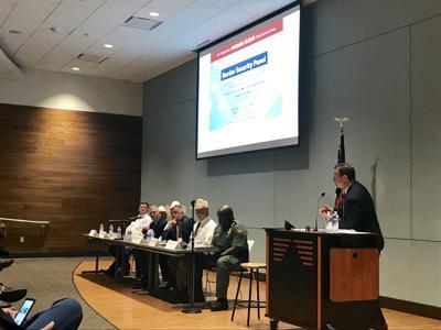 Cloud hosts Border Security Panel