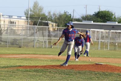 Tidehaven falls in pitchers' duel
