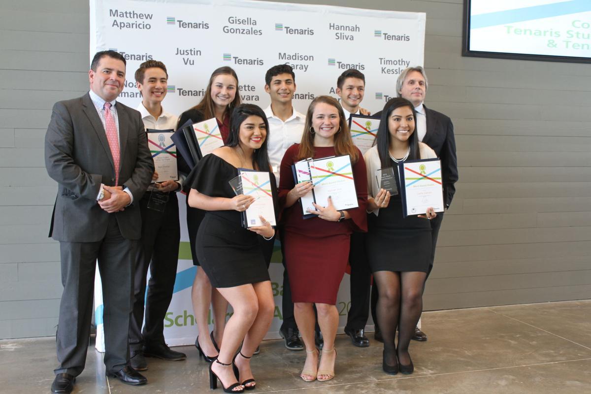Tenaris awards $186,000 in scholarships to Matagorda County students