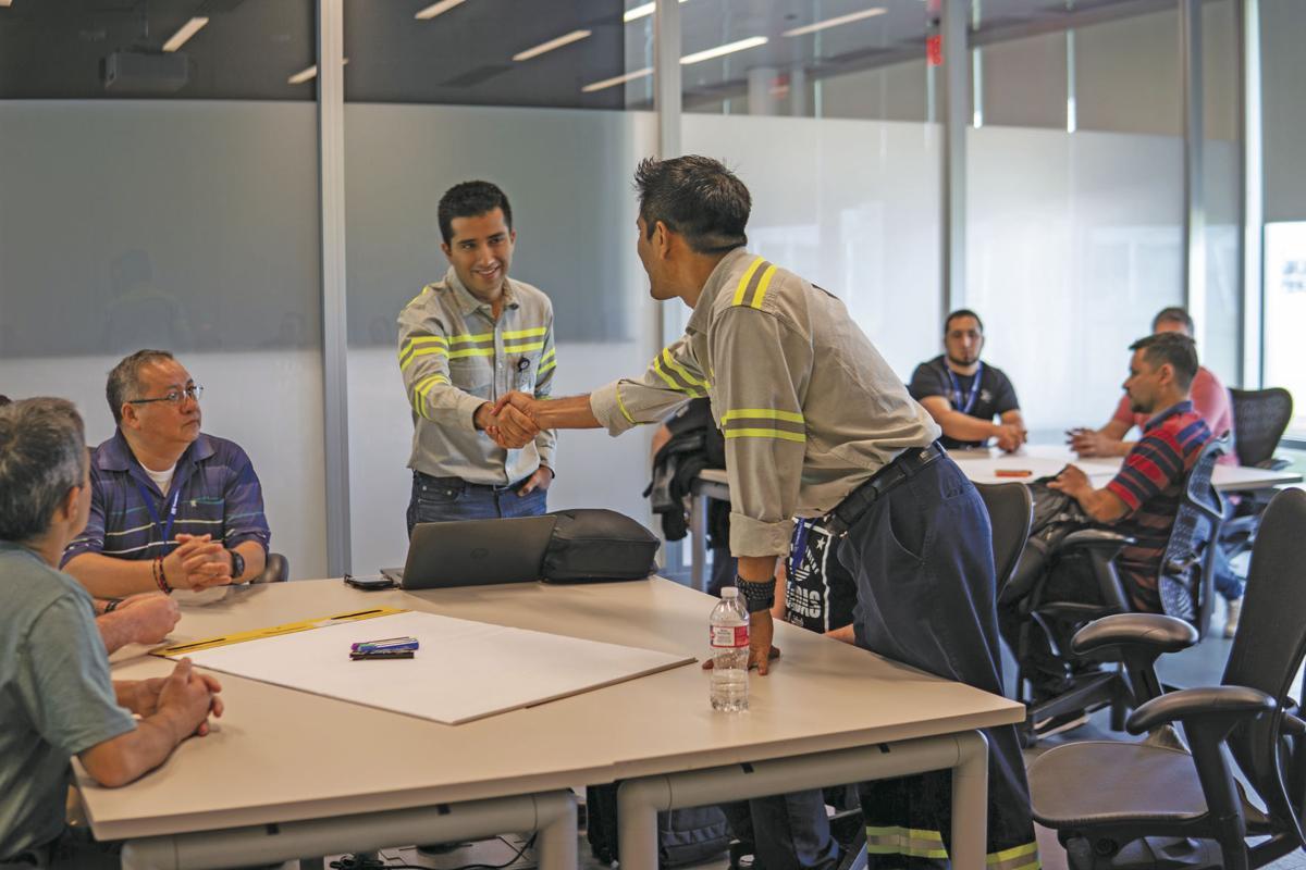 Tenaris hosts Global Industrial Workshop
