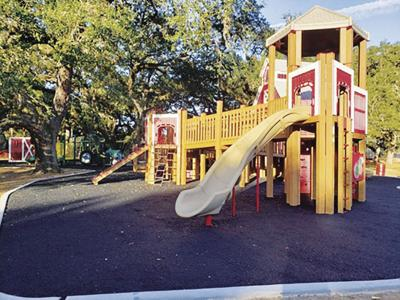 LeTulle DreamScape Park ready  for grand opening Jan. 25