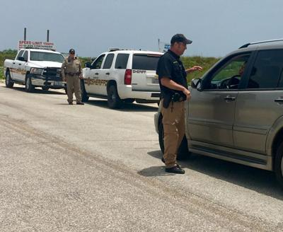 County steps up patrol on beaches