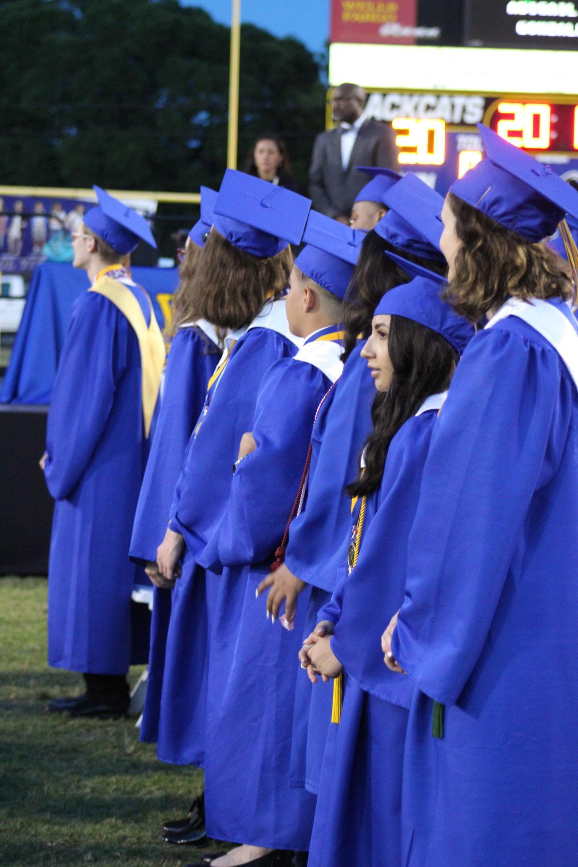 """""""Graduation is not an end, it's a beginning"""""""