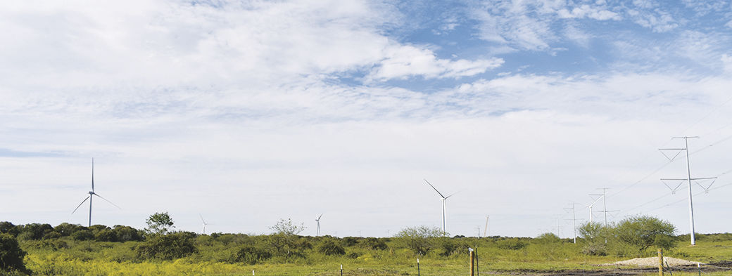 Wind farm project nears completion in Wadsworth