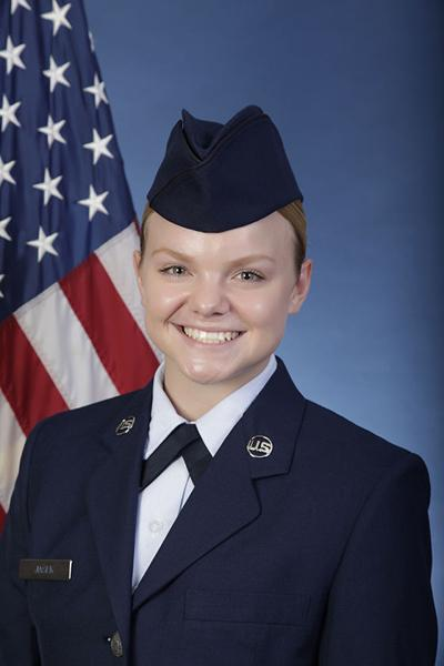 Airman Jasek graduates basic training