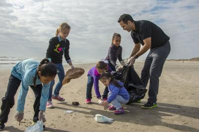 Beach cleanup set for April 17 in Matagorda