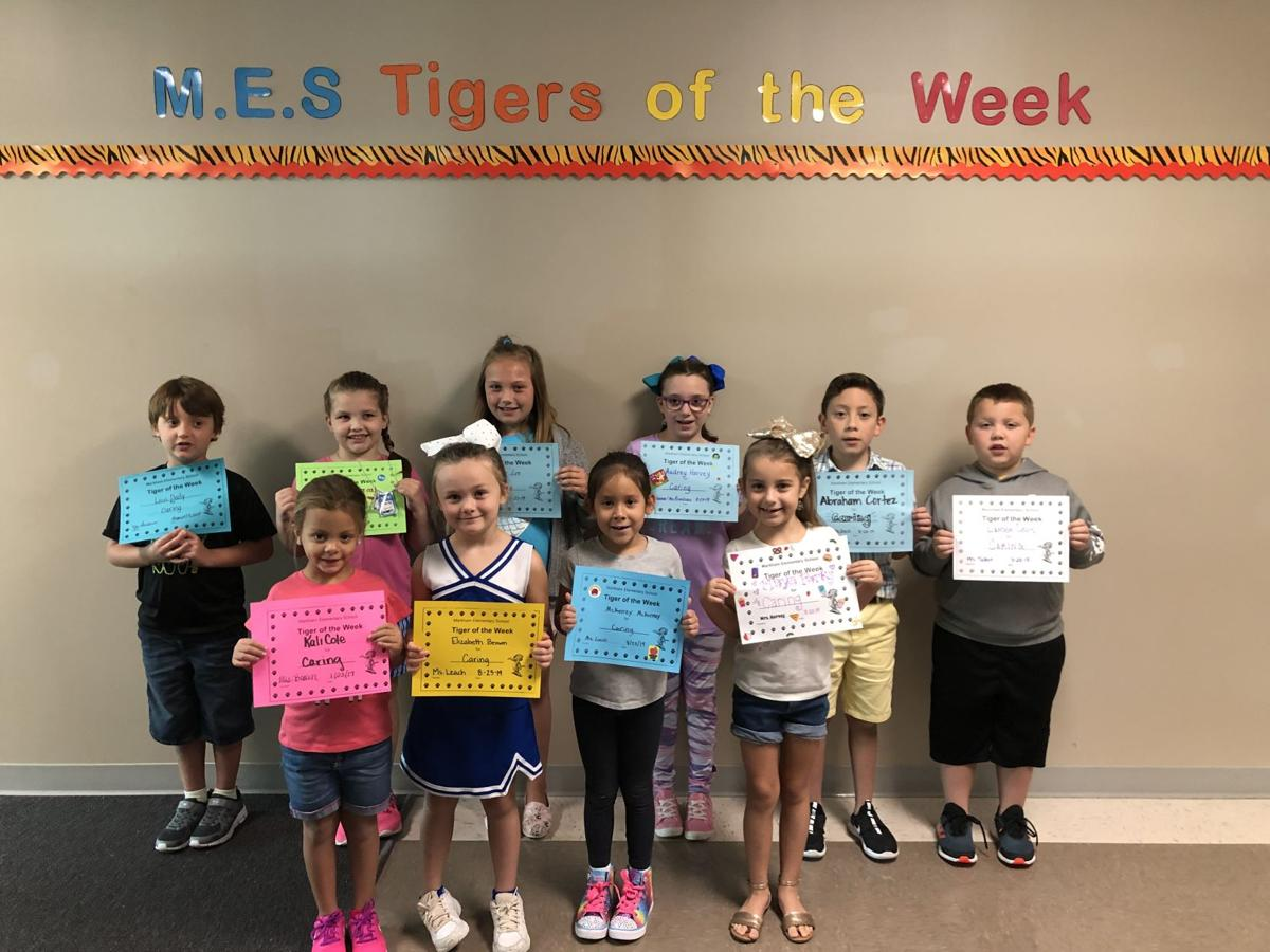 Markham Elementary's Tigers of the Week – Caring