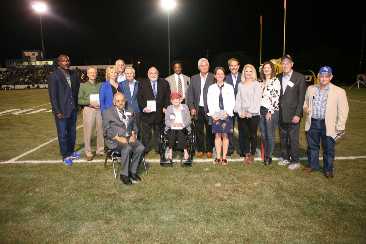 BCISD inducts Distinguished Alumni Class of 2018