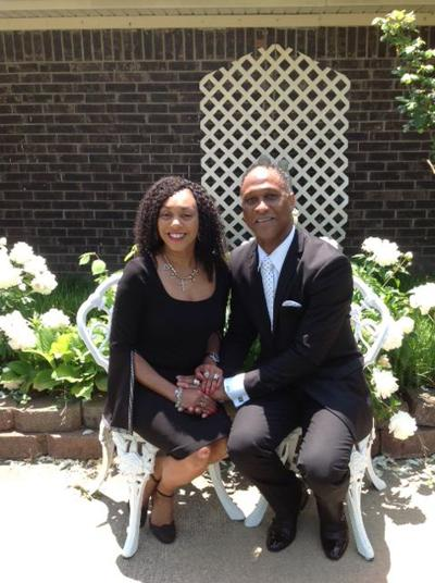 Pastor L.C. Cunningham Jr. and wife, First Lady Angela Cunningham. (Contributed photo)
