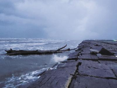 Nicolas set to make landfall near Matagorda Bay