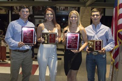 WCJC honors students for on field, classroom