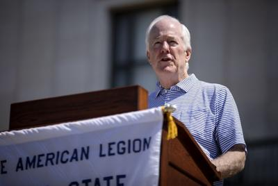Cornyn raises $3.2 million in third quarter, pushing reelection war chest close to $11 million