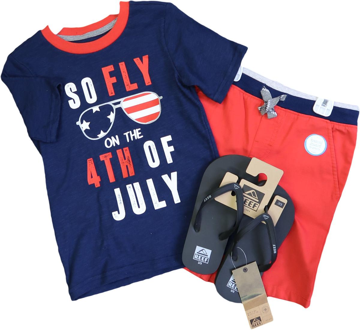 4th of July Duds