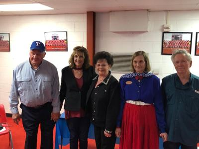 New inductees to Tidehaven HOF