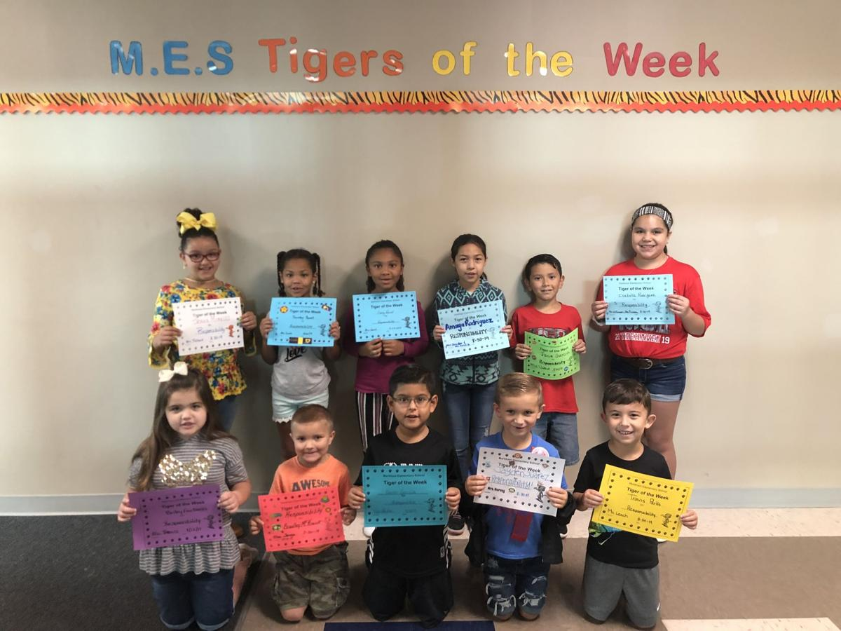 Markham Elementary Tigers of the Week