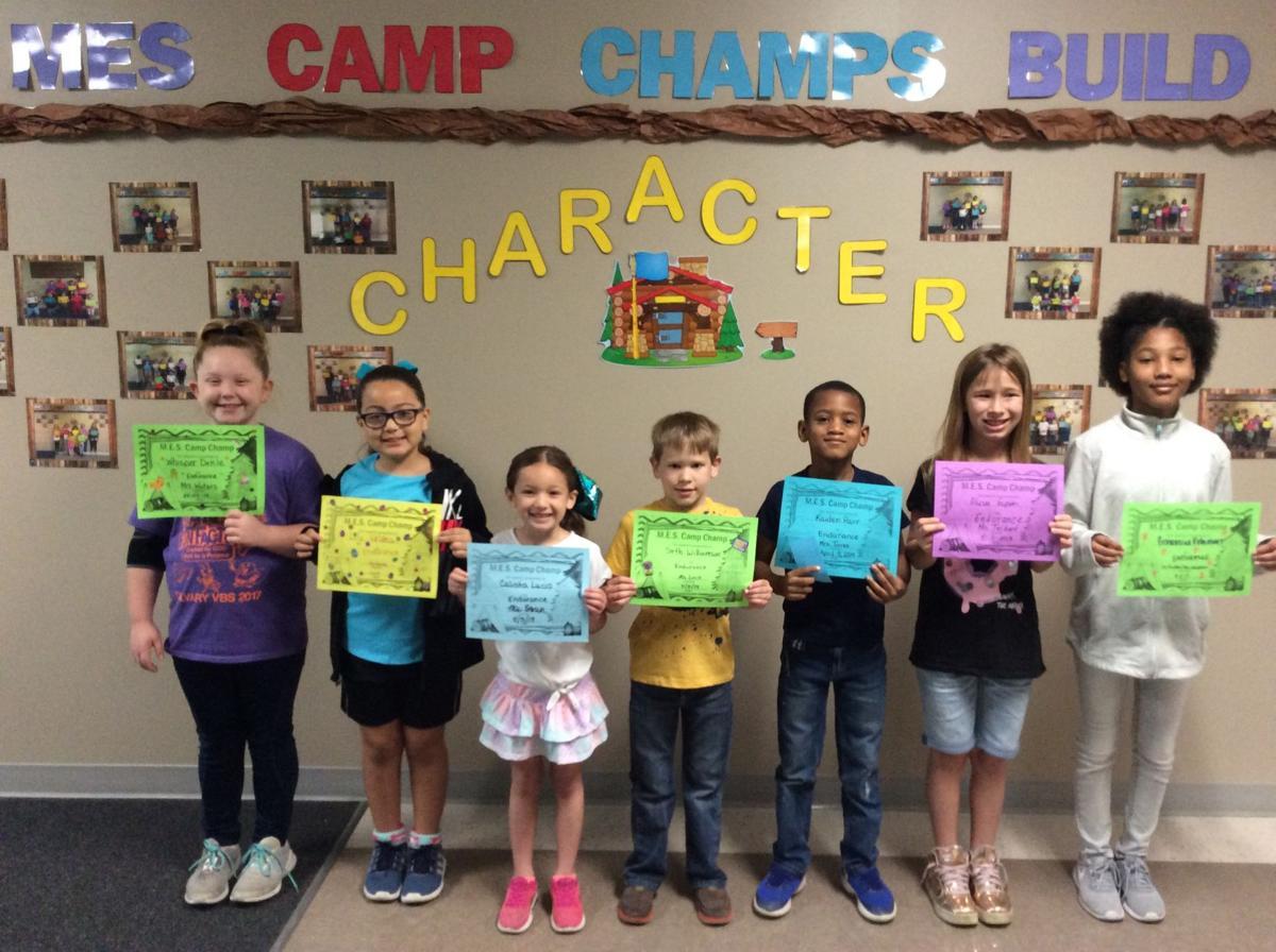 Markham Elementary Camp Champs