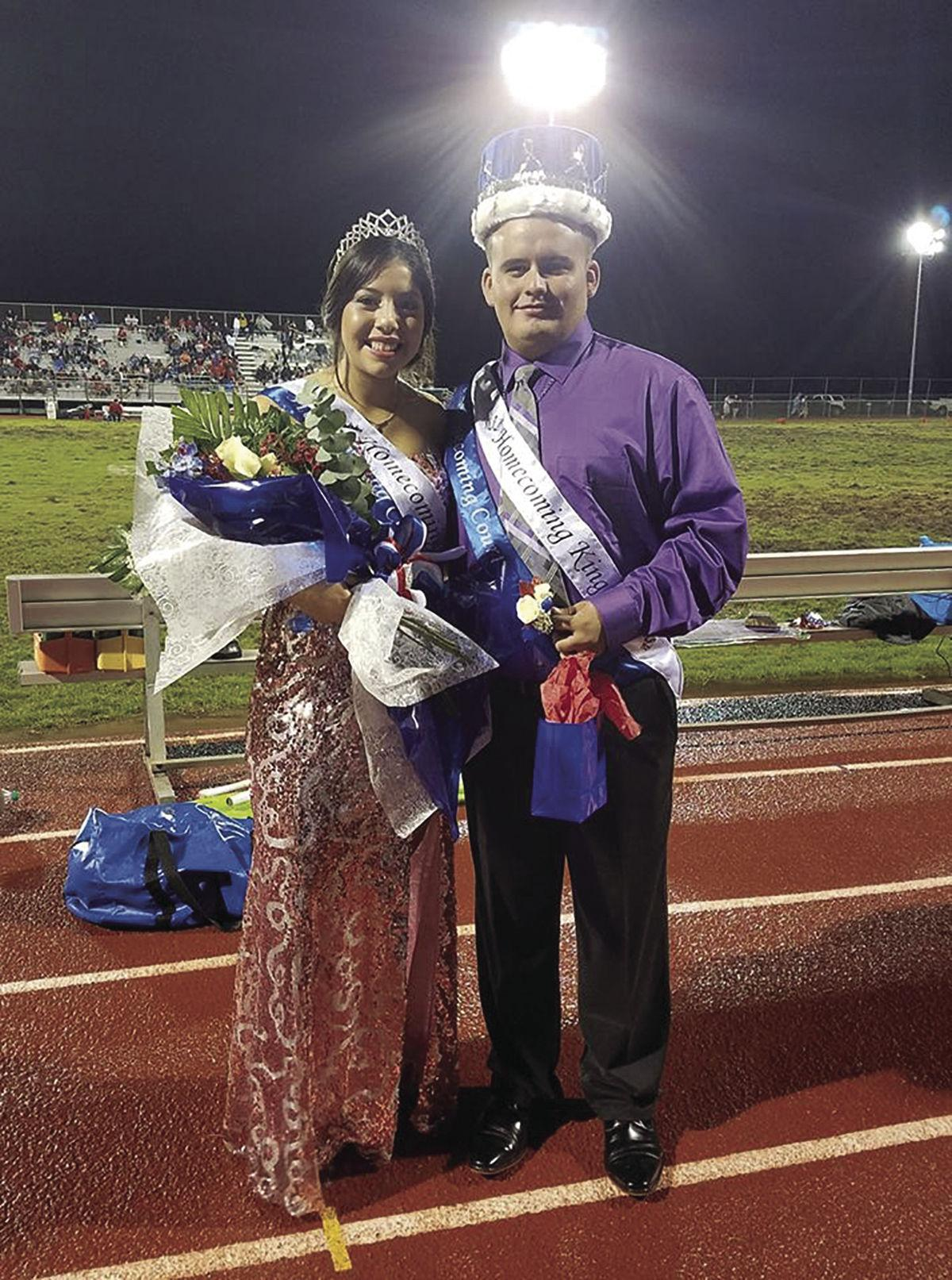 tidehaven crowns homecoming king queen community
