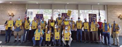 Lions Club to host raffle to support programs