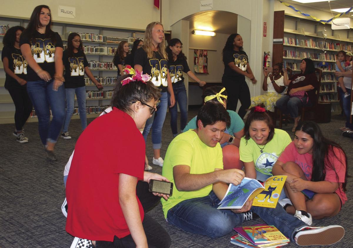 Bay City Police, Library hosts National Night Out kick-off party