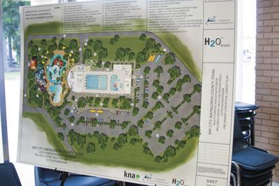 Cornman sees benefits of Aquatics Center