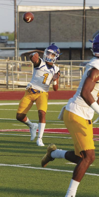 'Cats to enter district still seeking first win