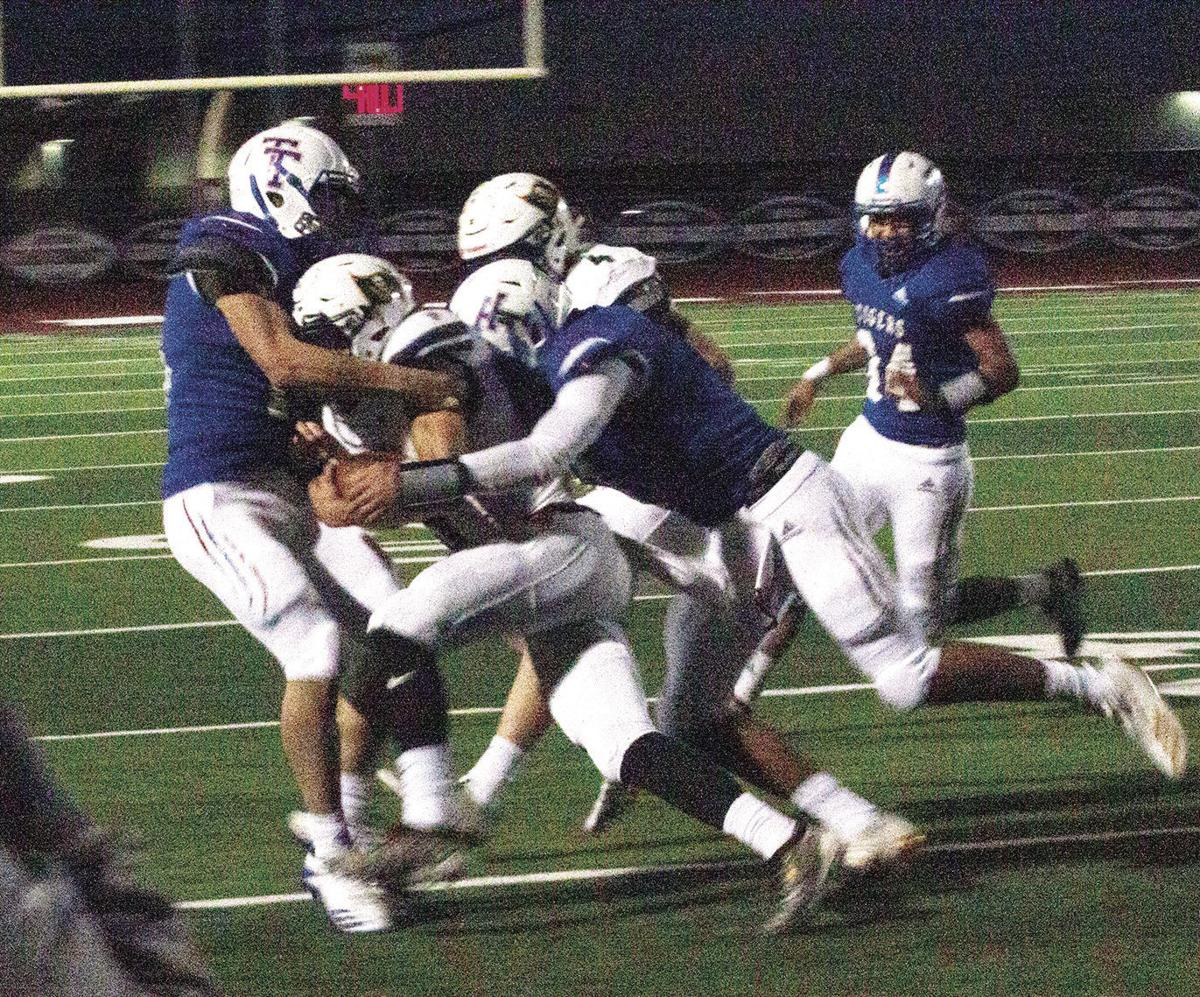 Tigers' playoff road ends in area round