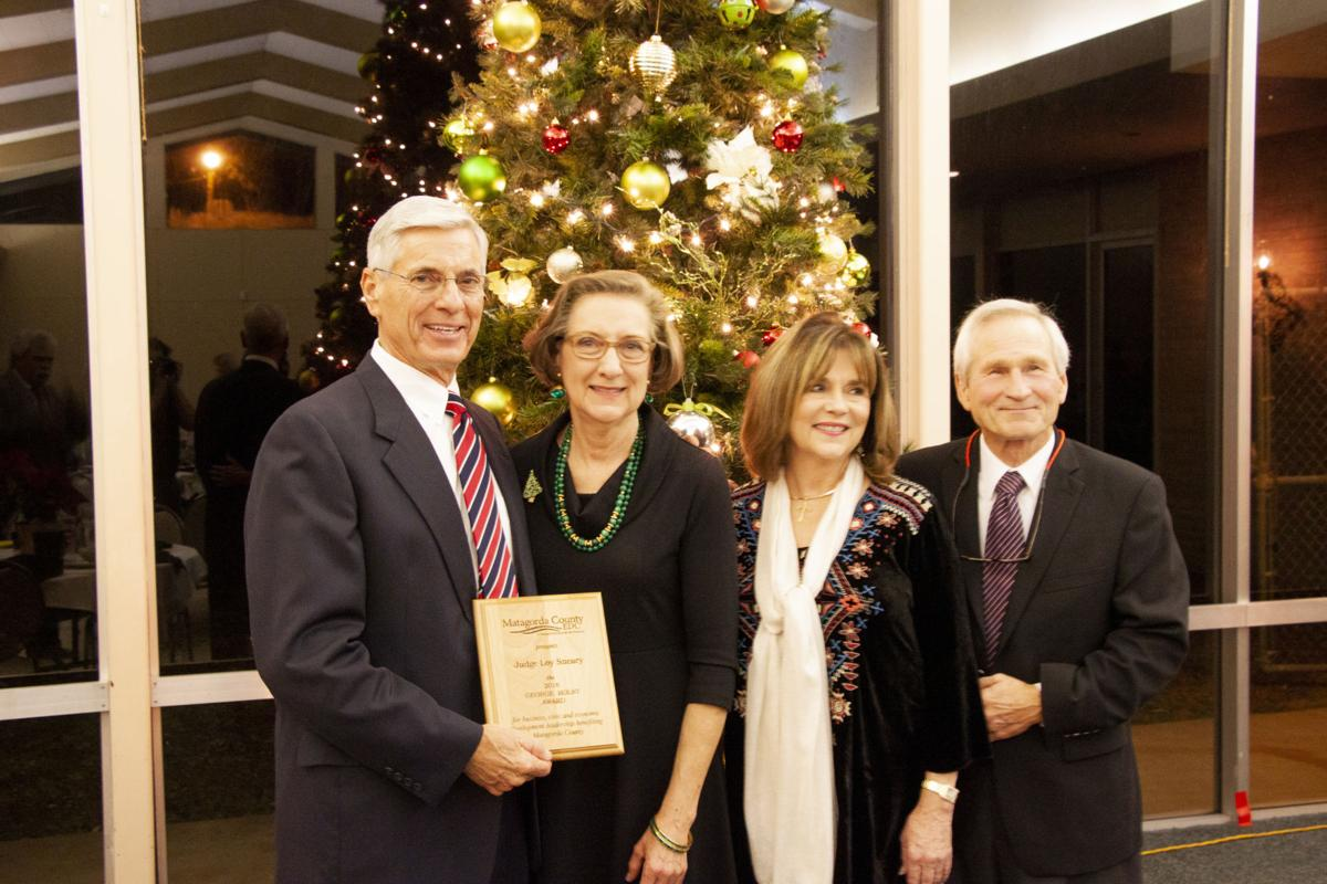 MCEDC selects Judge Loy Sneary as 2018 George Holst Award recipient
