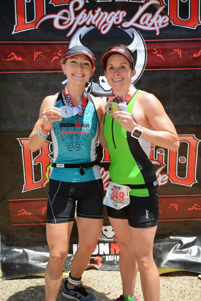 Pair of local athletes qualify for Ironman race in Africa