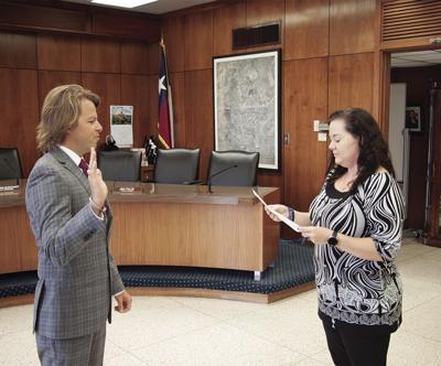 Westmoreland sworn into council post