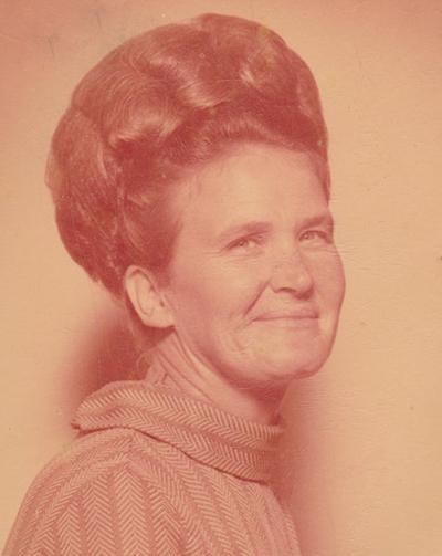 Betty Earlene (Ellis) Yarborough