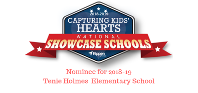 Tenie Holmes Elementary nominated for CKH National Showcase Schools™ Award